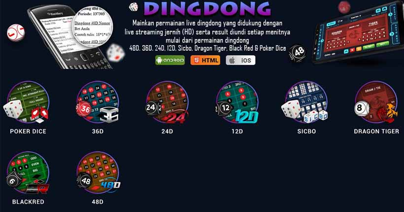 Live Dingdong Online Fair Sicbo